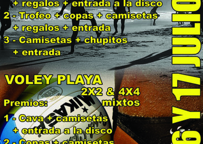 7-16-17 VOLEY PLAYA